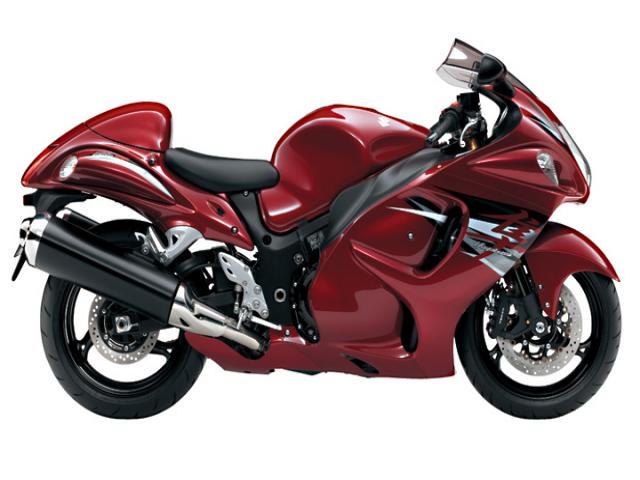 NEW Color☆GSX1300R