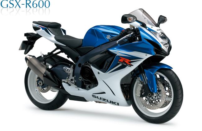'11 GSX-R600 EUR仕様