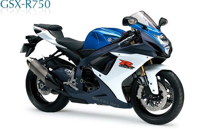 GSX-R750 2012モデル
