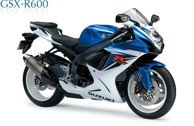 GSX-R600 2012モデル