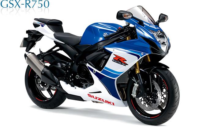 GSX-R750 馬力:149PS 重量:190KG
