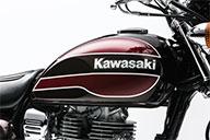 専用Kawasakiエンブレム