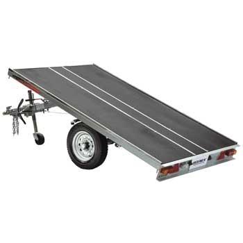 NF-1          最大積載量:350キロ 車両重量:160キロ 荷台面:耐水合板仕様