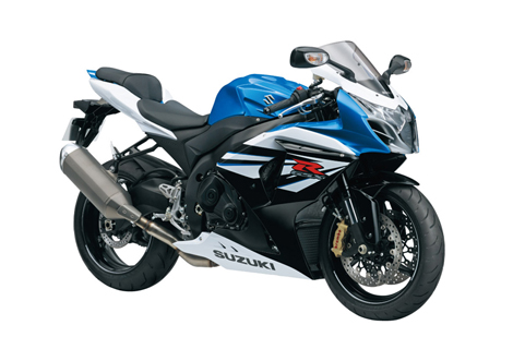 The Top Performer GSX-R1000