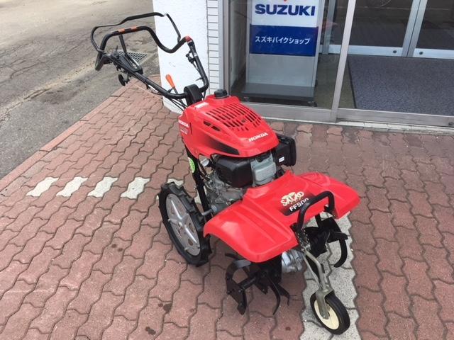 耕耘機ホンダFF500