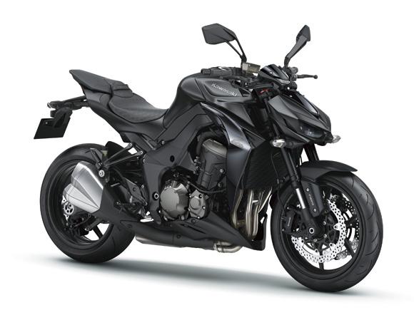Z1000の2014モデル発表になりました!超Coolだと思いません!?◎